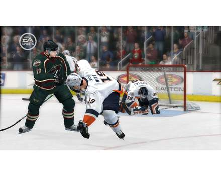 NHL 08 - Screenshot 4