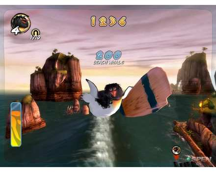 Surf's Up - Screenshot 1