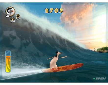 Surf's Up - Screenshot 2