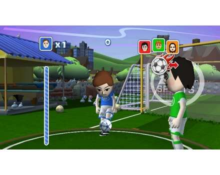 FIFA 2008 - Screenshot 4