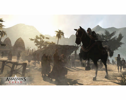 Assassin's Creed - Screenshot 1