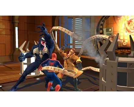 Spider-Man: Friend or Foe - Screenshot 3