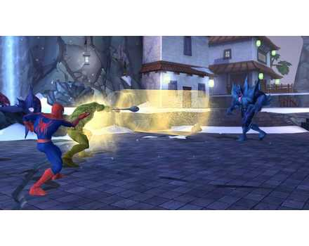 Spider-Man: Friend or Foe - Screenshot 2