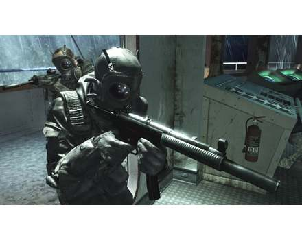 Call of Duty 4: Modern Warfare - Screenshot 3