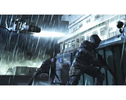 Call of Duty 4: Modern Warfare - Screenshot 2