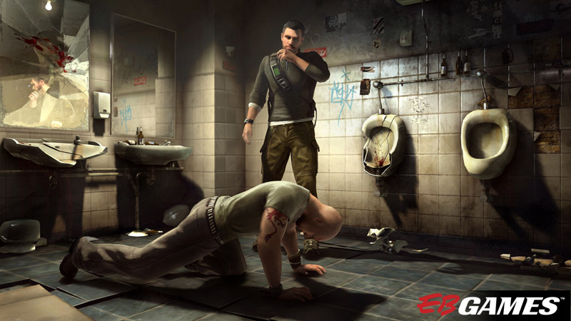 Tom Clancy's Splinter Cell: Conviction - Screenshot 3