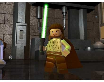 Lego Star Wars: The Complete Saga - Screenshot 2