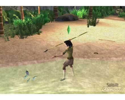 The Sims 2: Castaway - Screenshot 4