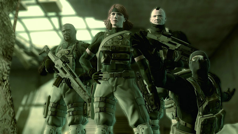 Metal Gear Solid 4: Guns of the Patriots - Screenshot 2