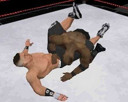 WWE Smackdown vs Raw 2008 - Screenshot 1