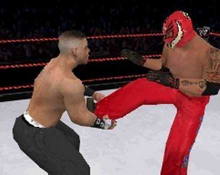 WWE Smackdown vs Raw 2008 - Screenshot 3