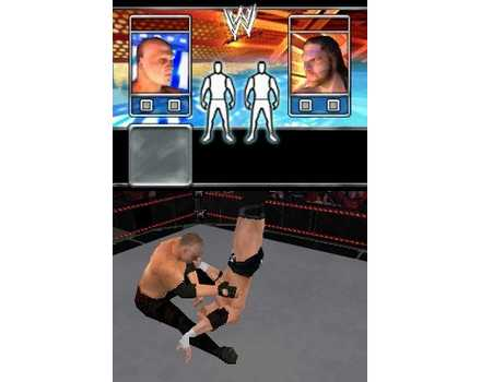 WWE Smackdown vs Raw 2008 - Screenshot 4