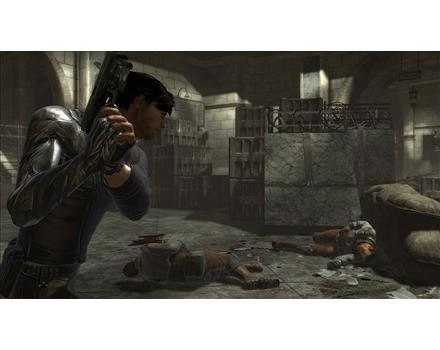 Dark Sector - Screenshot 1
