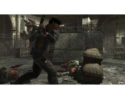 Dark Sector - Screenshot 2