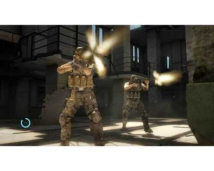 Army of Two - Screenshot 2
