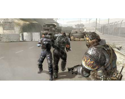 Army of Two - Screenshot 1