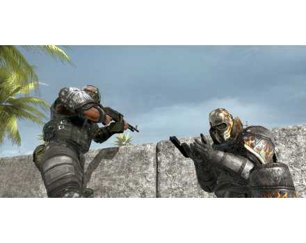 Army of Two - Screenshot 3
