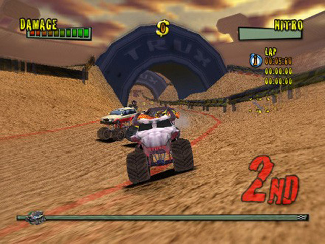 Monster Trux Arenas - Screenshot 3