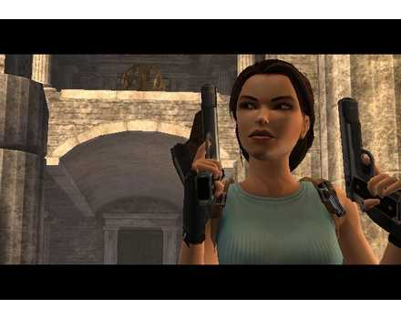 Tomb Raider 10th Anniversary - Screenshot 2