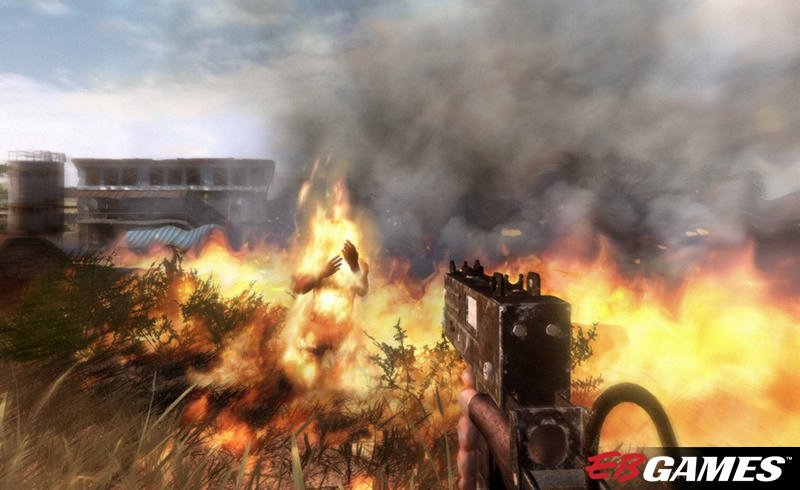 Far Cry 2 - Screenshot 2