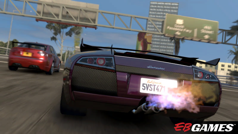 Midnight Club: Los Angeles - Screenshot 4