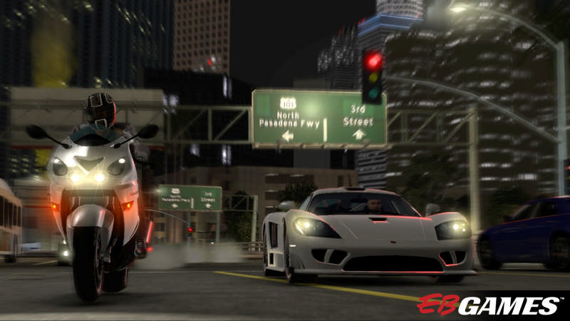 Midnight Club: Los Angeles - Screenshot 5