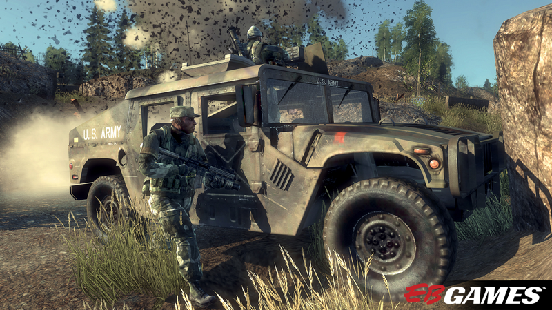 Battlefield: Bad Company - Screenshot 1