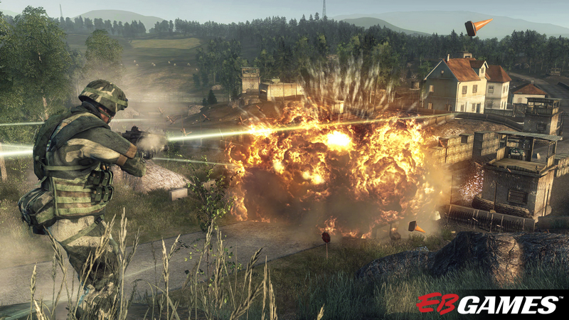Battlefield: Bad Company Gold Edition - Screenshot 1