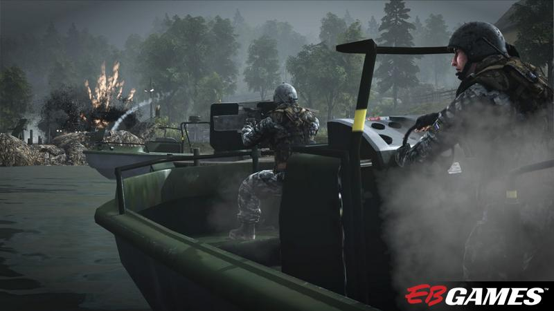 Battlefield: Bad Company Gold Edition - Screenshot 4