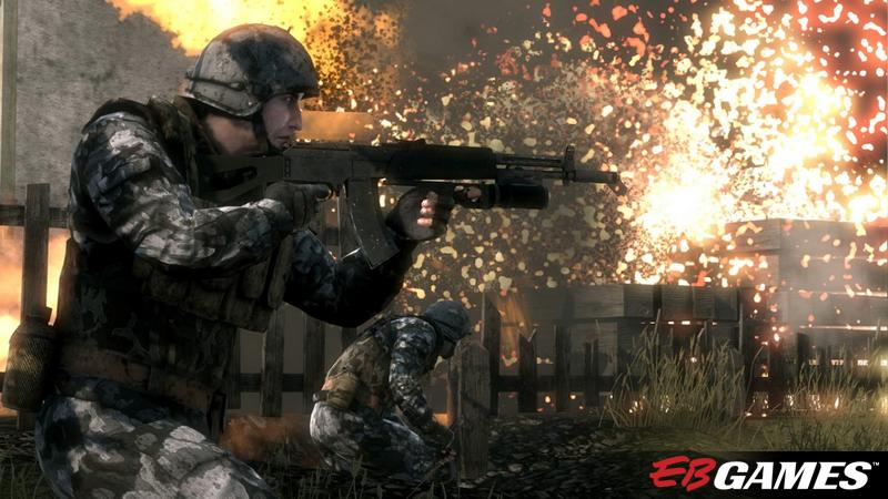 Battlefield: Bad Company - Screenshot 7