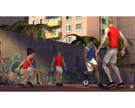 FIFA Street 3 - Screenshot 2