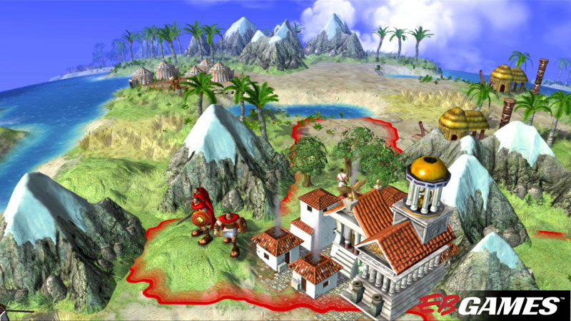 Sid Meier's Civilization Revolution - Screenshot 6