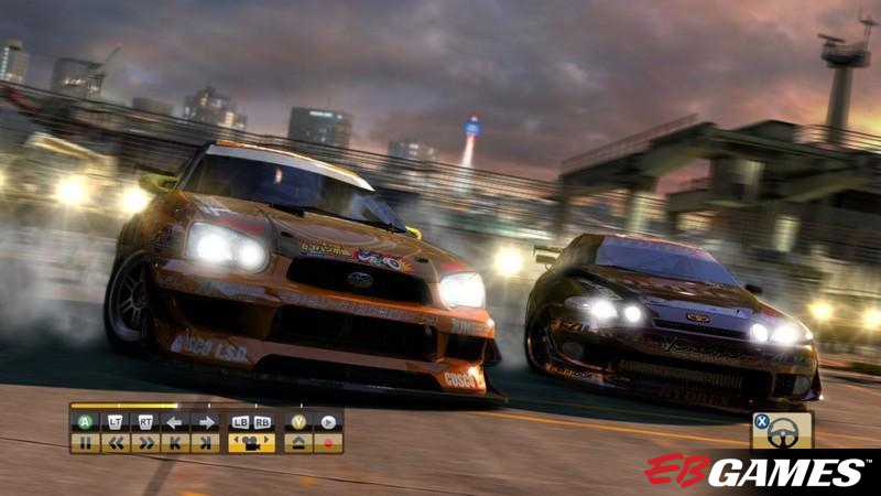 Race Driver GRID - Screenshot 3