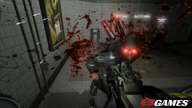 F.E.A.R. 2 Project Origin - Screenshot 3