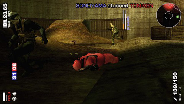 Metal Gear Solid: Portable Ops Plus - Screenshot 5