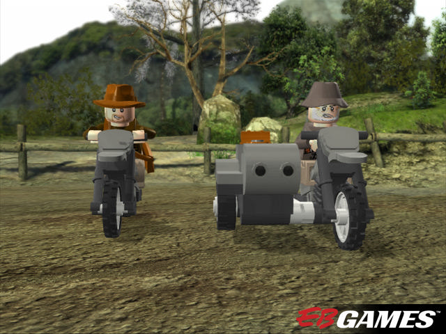 LEGO Indiana Jones: The Original Adventures - Screenshot 4