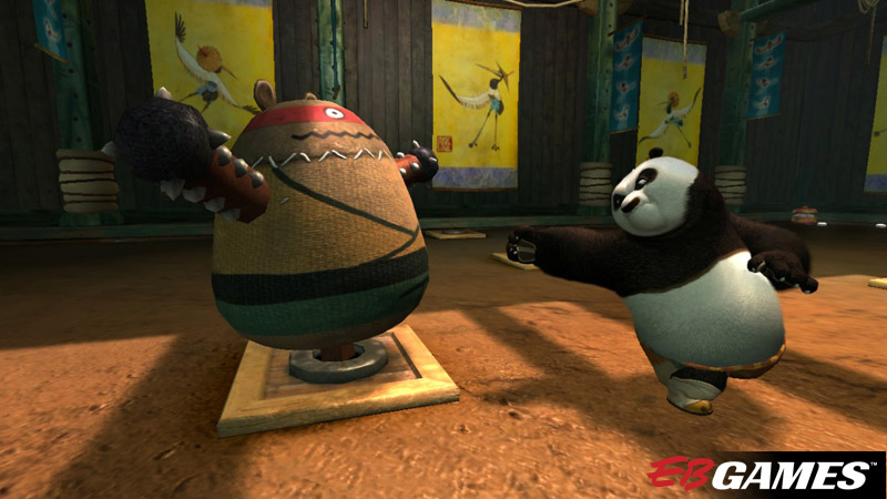 Kung Fu Panda - Screenshot 1