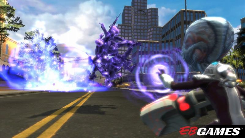 Destroy All Humans! Path of the Furon - Screenshot 8