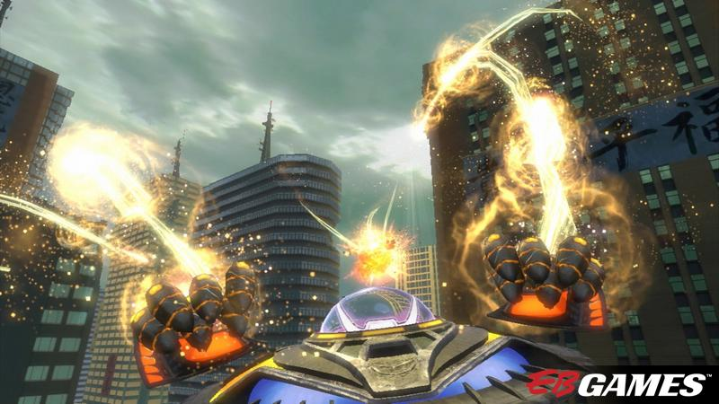Destroy All Humans! Path of the Furon - Screenshot 3