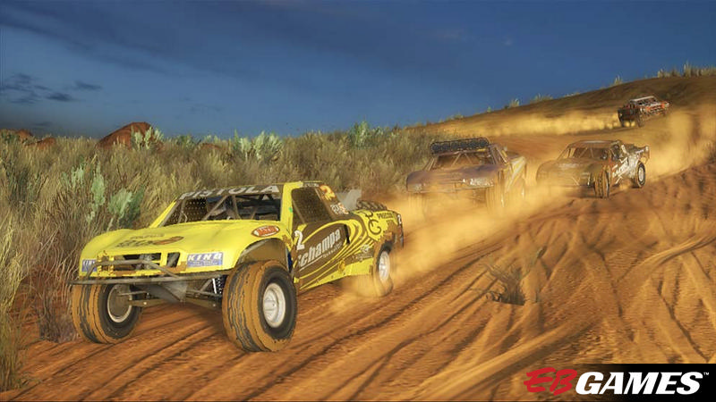 Baja: Edge Of Control - Screenshot 4