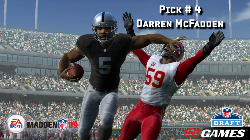 Madden NFL 09 - Screenshot 1