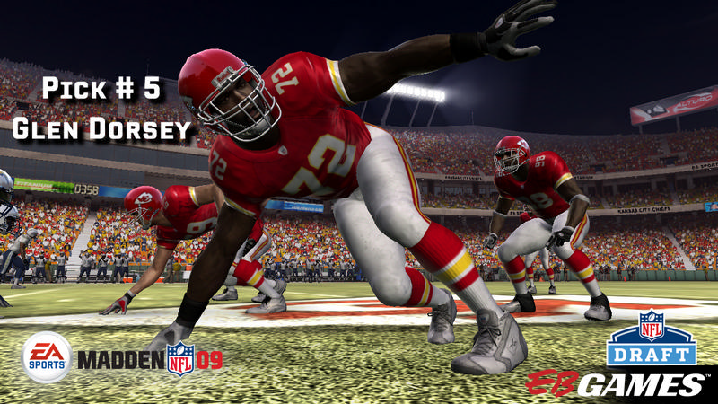 Madden NFL 09 - Screenshot 2