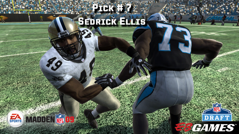 Madden NFL 09 - Screenshot 6