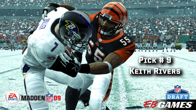 Madden NFL 09 - Screenshot 4