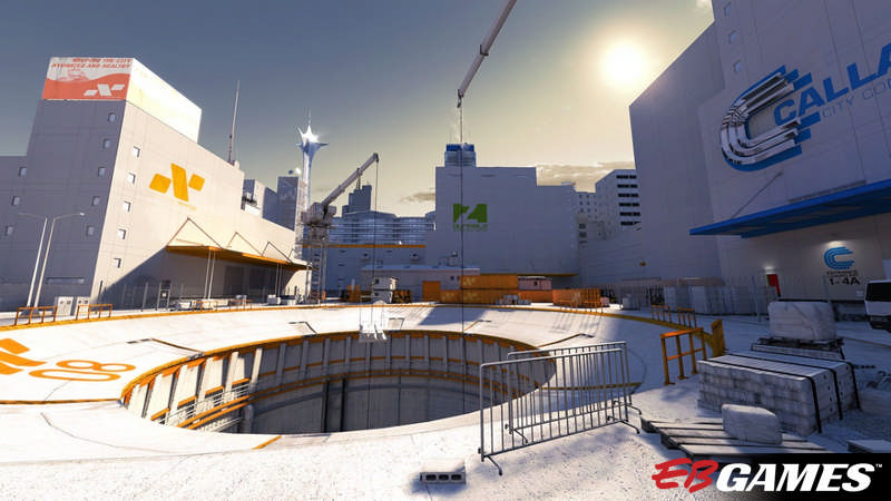 Mirror's Edge - Screenshot 1