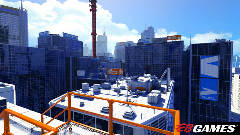Mirror's Edge - Screenshot 6