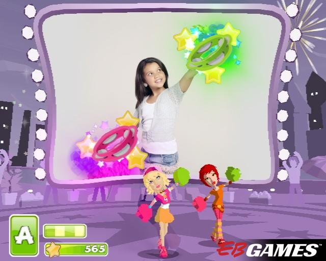 EyeToy Play: PomPom Party Standalone - Screenshot 2