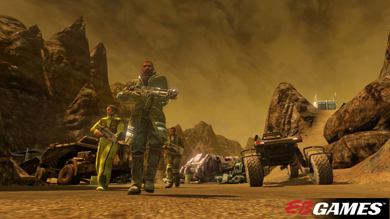 Red Faction: Guerrilla - Screenshot 5
