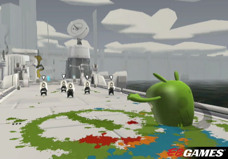 de Blob - Screenshot 1
