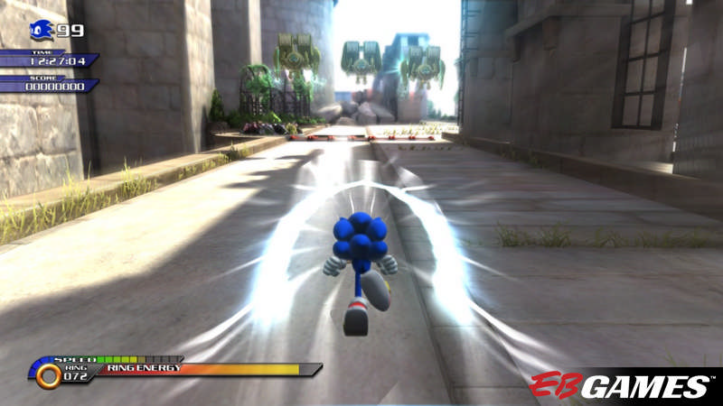 Sonic Unleashed (preowned)